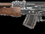 Handmade rifle (Nuka-World)