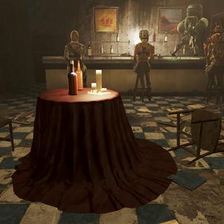 У «Підпільному барі»