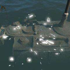 Вхід в рубку підводного човна