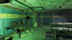 FO4 Vault 75 Classroom terminal