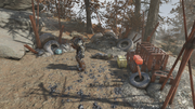 FO76WA Raider's Last Laugh (Object encounters place)