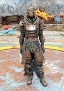 Fo4 spike armor