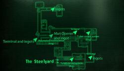 Supply plant loc map