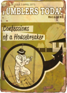 Tumblers today - confessions of a housebreaker