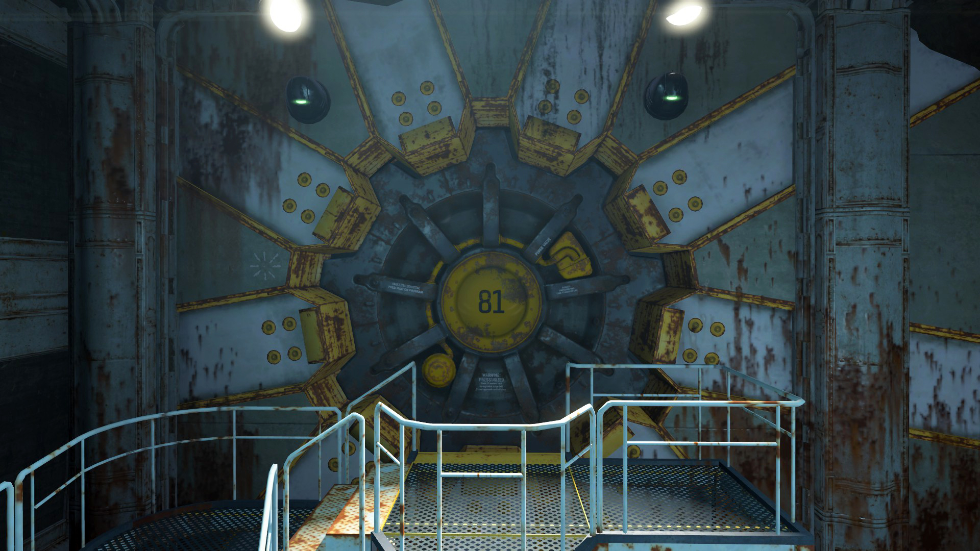 Vault 81 fallout wiki fandom powered by wikia vault 81 malvernweather Gallery