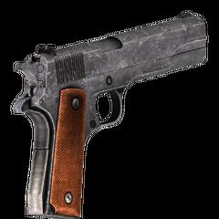 Пістолет кал. 45 Авто без вбудованої модифікації «<b>покращений приціл</b>» <span style=