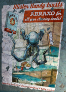 Abraxo advertisement
