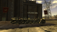 FNV HELIOS One Legion checkpoint