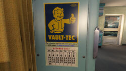 FO4 Player House Calendar