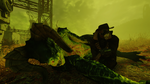 FO76 Chameleon Deathclaw