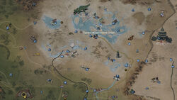 FO76 Toxic Dried Lakebed wmap