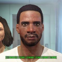 Створення зовнішнього вигляду персонажа