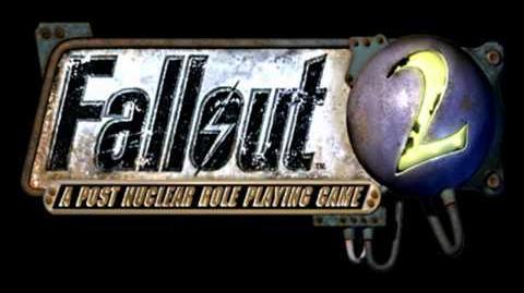 Fallout 2 music - world map 1
