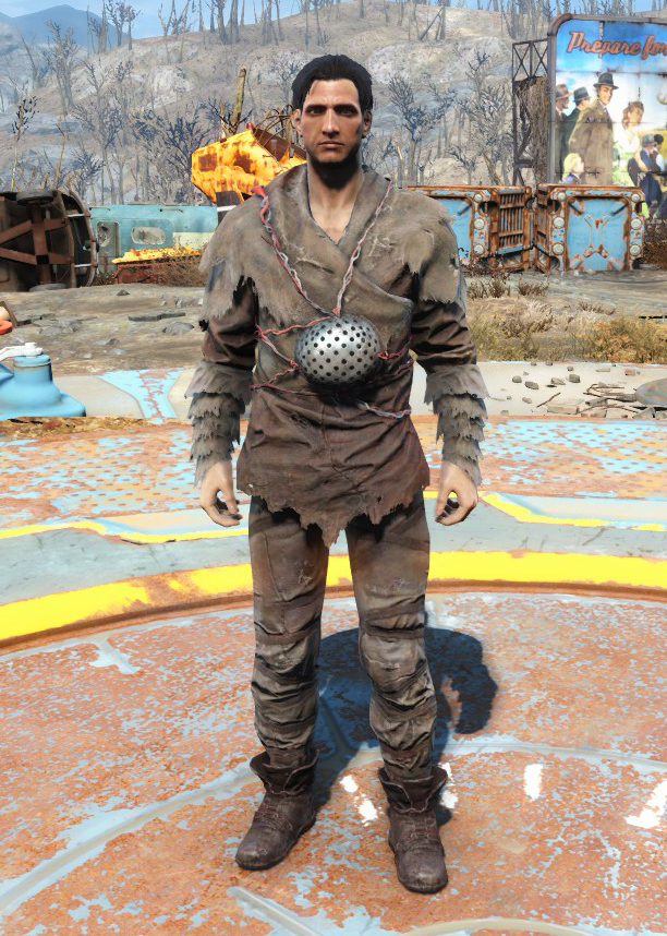 Fo4-Child-of-atom-short-brown-rags-male