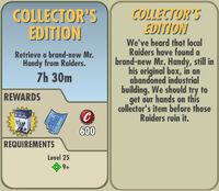 FoS Collector's Edition card