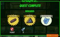 FoS Last Inning! Or not... rewards