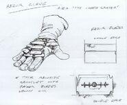 Razor Glove