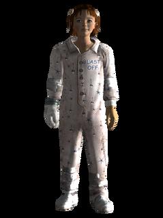 Blast Off pajamas
