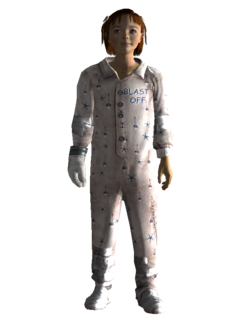 Blast Off pajamas