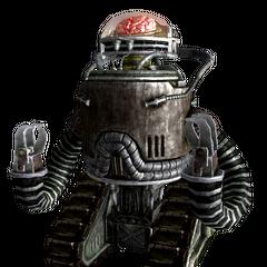Enclave robobrain in <i>Fallout 3</i>
