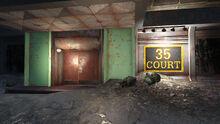 FO4 35 Court entrance
