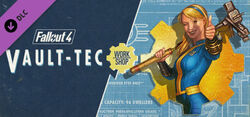 FO4 Vault-Tec Workshop Steam banner