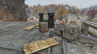 FO76 Morgantown (Trouble with Radiation)