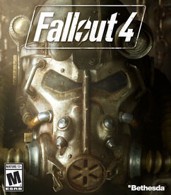 Fallout 4 box cover