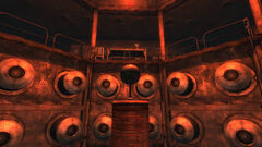 Fo3BS Tesla coil idle