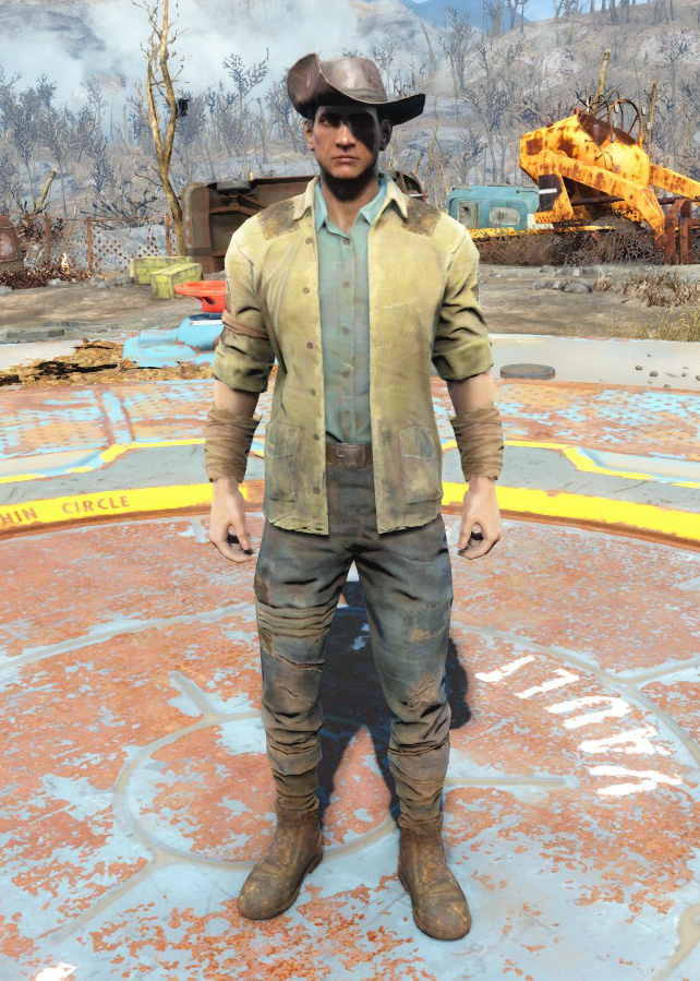 Minuteman outfit | Fallout Wiki | FANDOM powered by Wikia