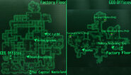 Red Racer factory loc map