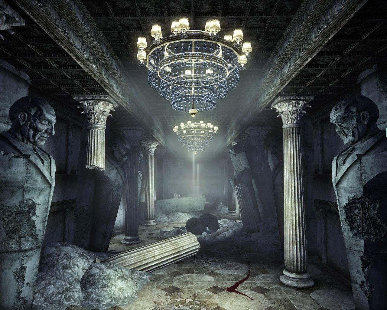 CB Hall of Columns