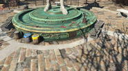FO4 The splintered statue instruments