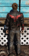 FO76WL Blood Eagle leather jacket and jeans backM