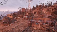 FO76 Monongah mine