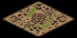 FoT MP Skirmish Shellshocked map 2