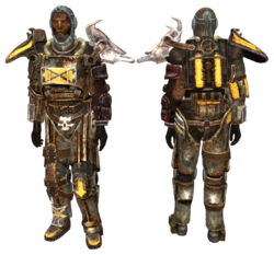 TP Силовая броня Ашура