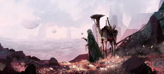 Traveler by amirzand darlkf1-fullview