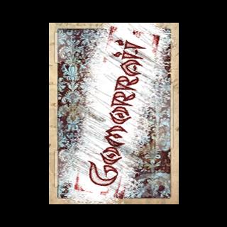 Сорочка карти казино «Гоморра»