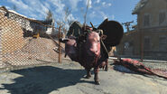 FO4 Cambridge Baseball Diamond (Pack Brahmin)