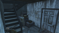 FO4 Croup Manor Basement Entrance