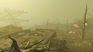 FO4 Glowing Sea view 2