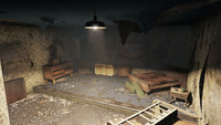 FO4 Mayoral Shelter Sleeping Room
