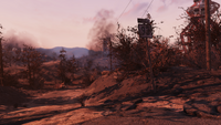 FO76 Location road sign new 17