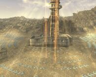 Fallout New Vegas Laser In HELIOS One