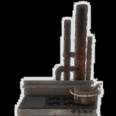 Ігровий об'єкт «Плита»