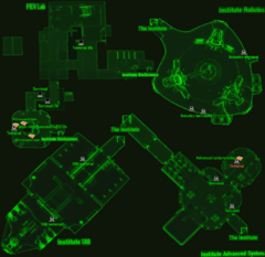 Institute 4section map