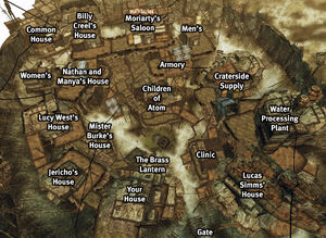 Map over Megaton
