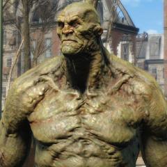 Strong, a potential super mutant companion