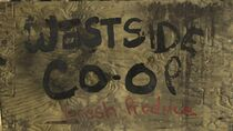 Westsideco-op sign